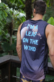 Leaf on the Wind Mens Rainmaker