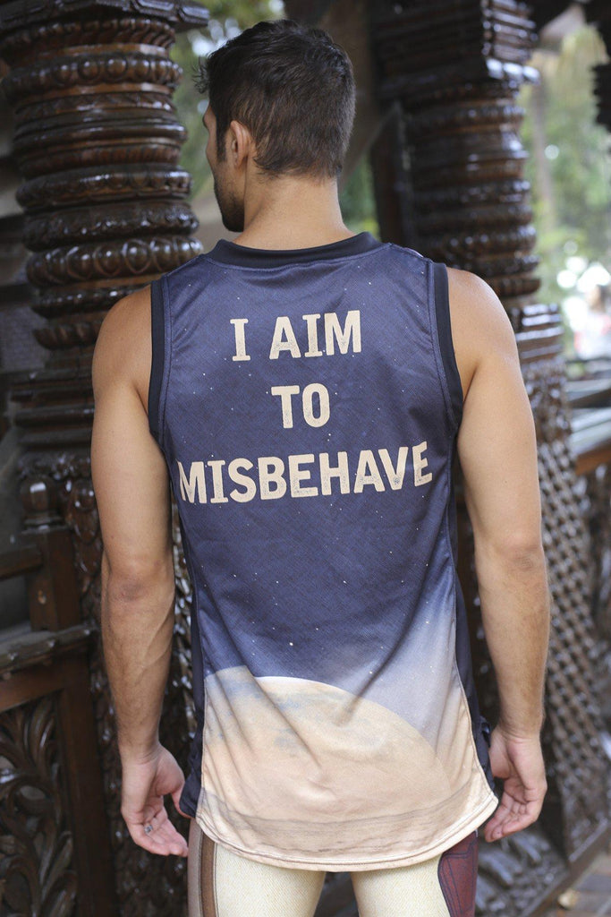 Aim to Misbehave Mens Rainmaker