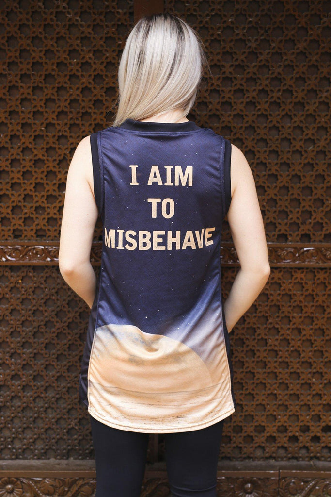 Aim to Misbehave Rainmaker
