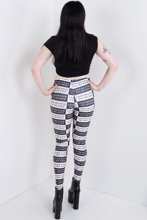 Feline Good Leggings