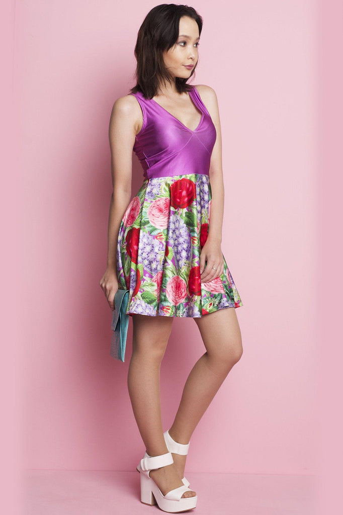 Flower Dreams Happy Hour Dress