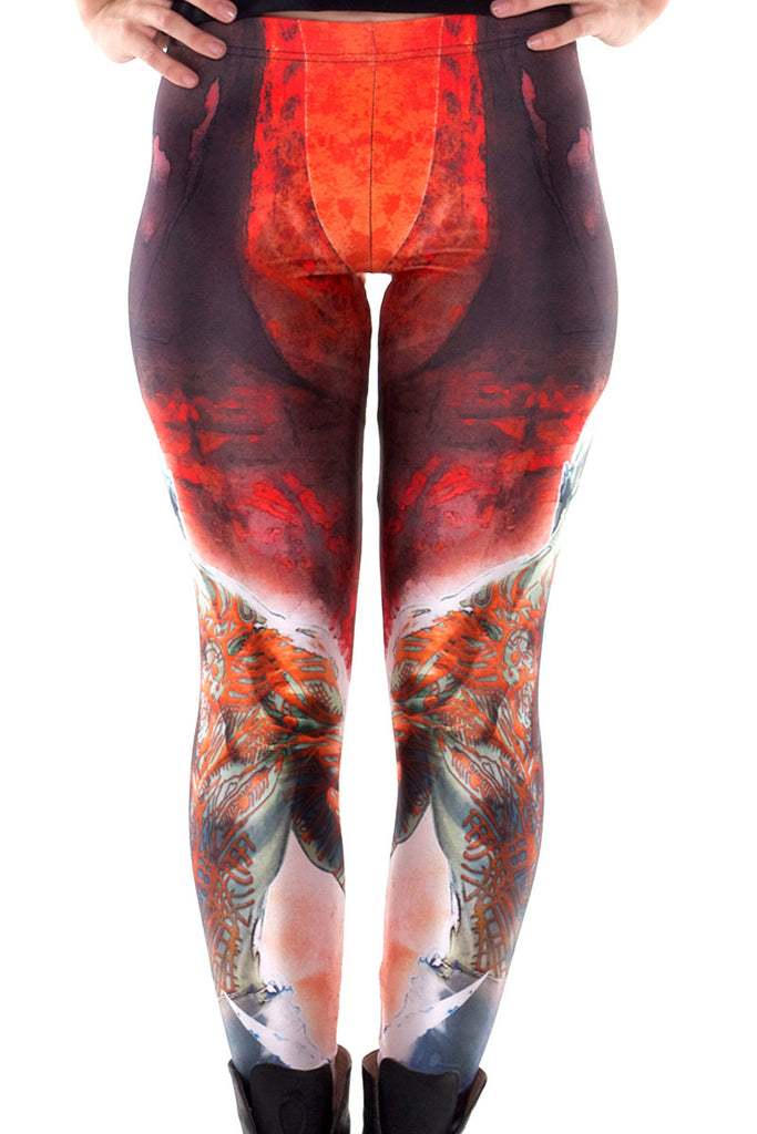 The Destroyer Leggings
