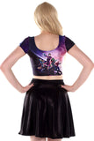 Guardians United Crop Top