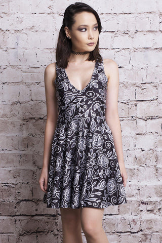 Deep Space Happy Hour Dress