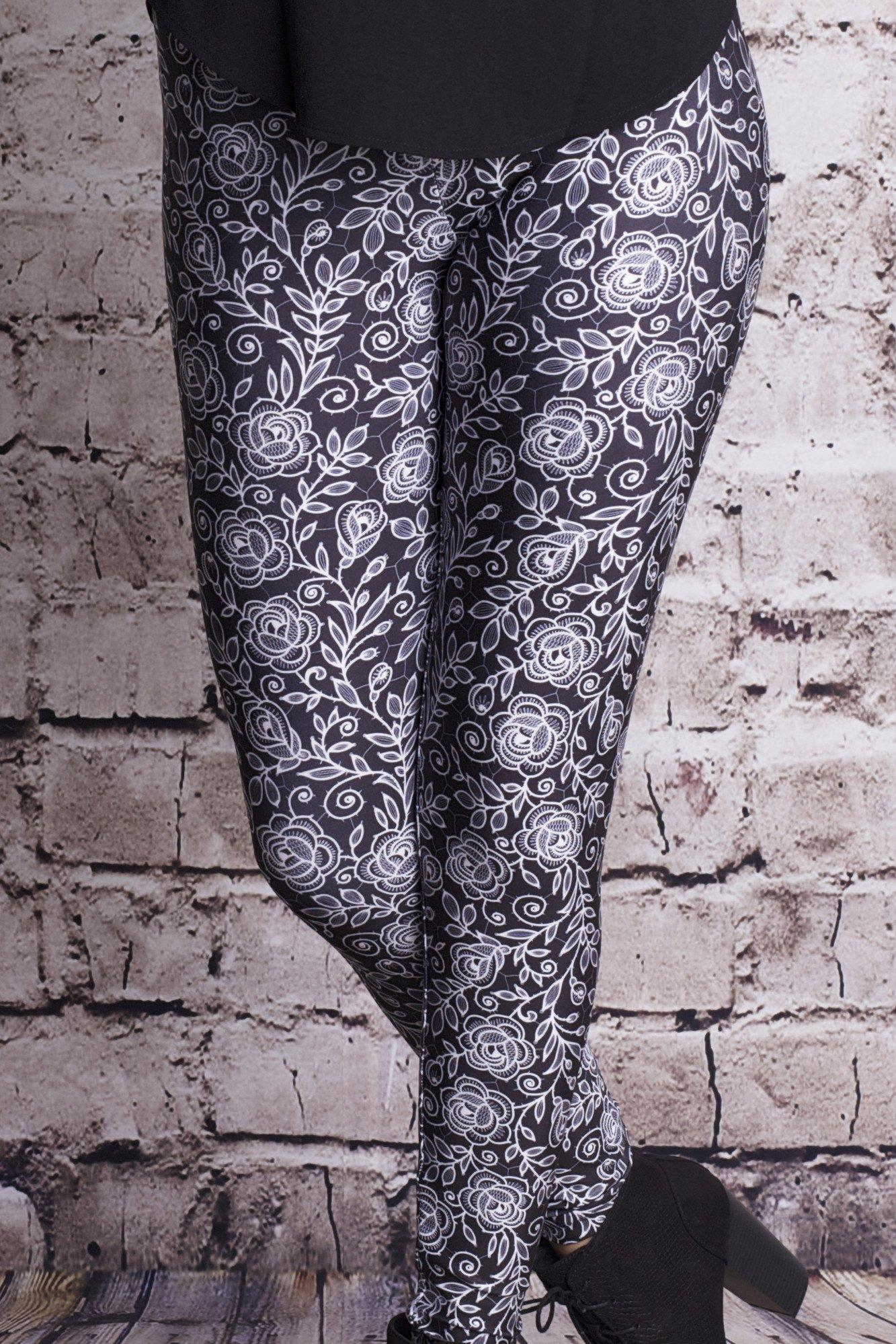 Garden Lace Leggings