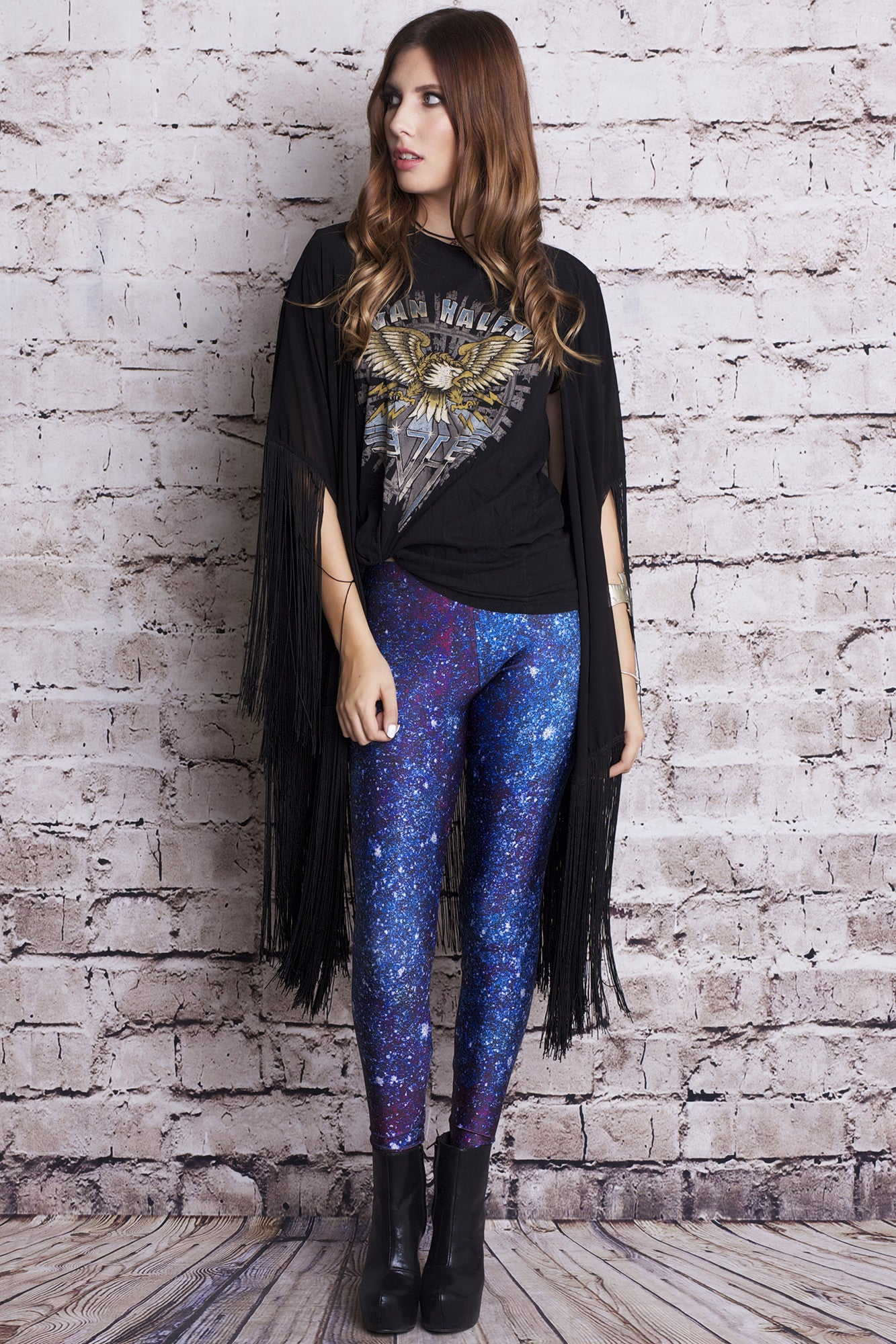 Glitter Sea Leggings