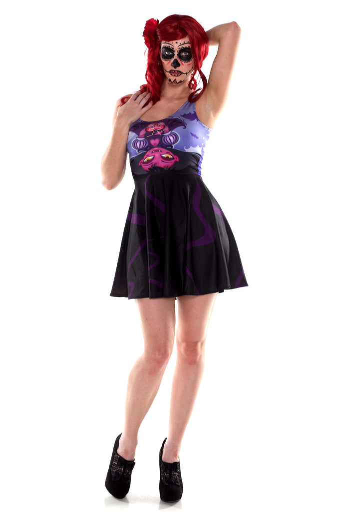 Hanging Around Skater Dress - Limited