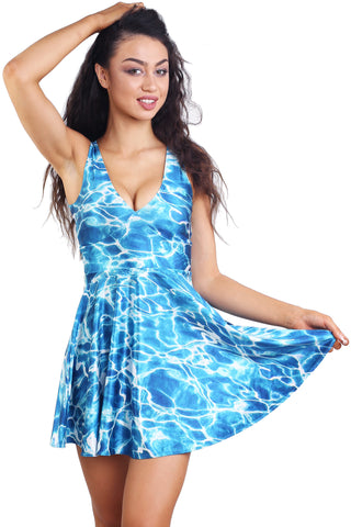 Mermaid Happy Hour Dress