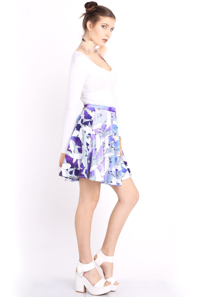 You're Fintastic! Skater Skirt