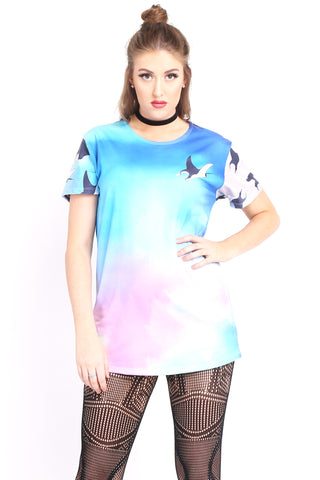 Unicorn Of The Sea Tee