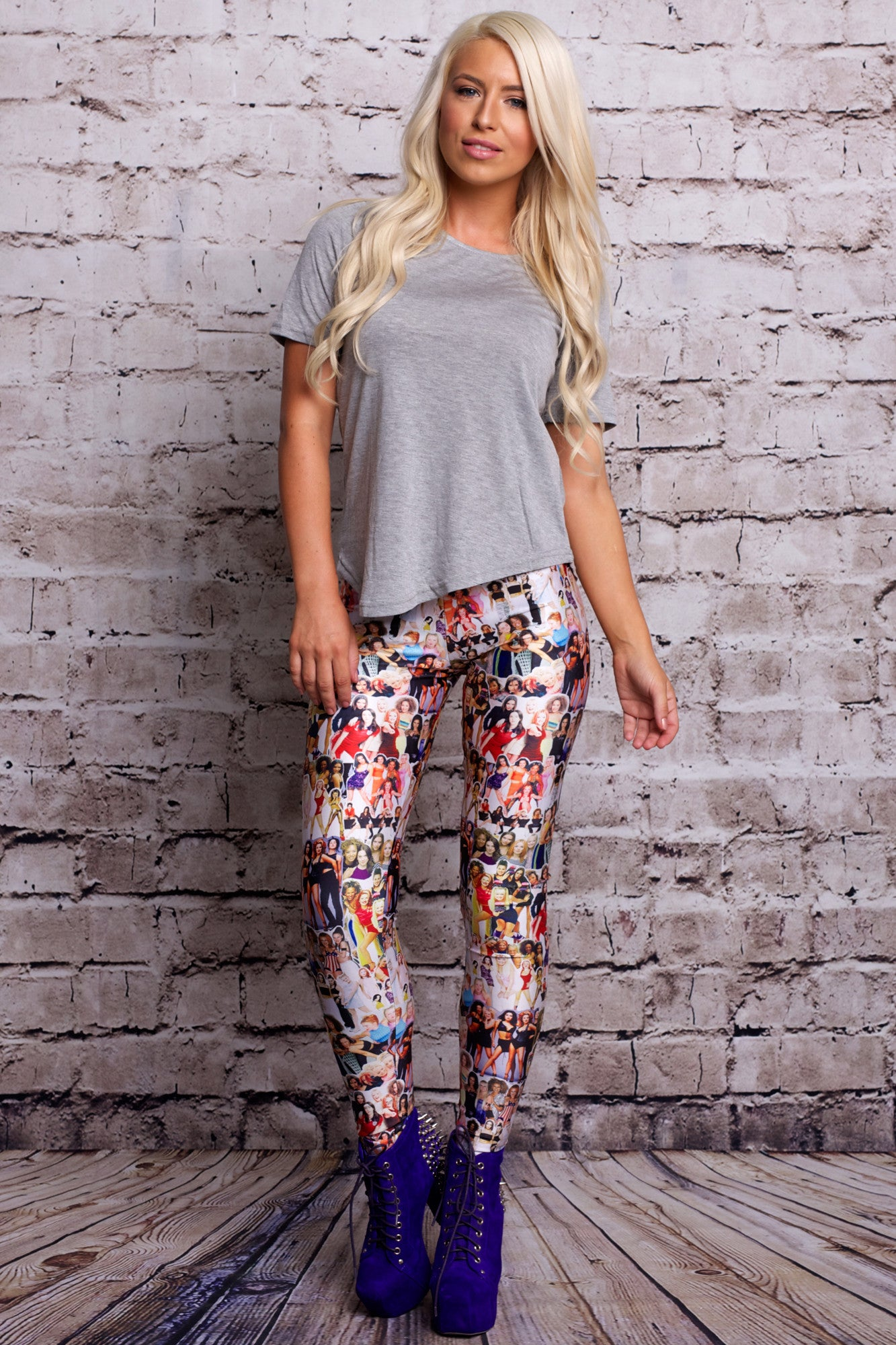 Spice Up Your Life Leggings