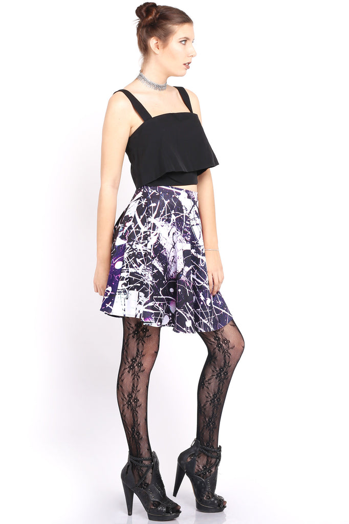 Painter Skater Skirt