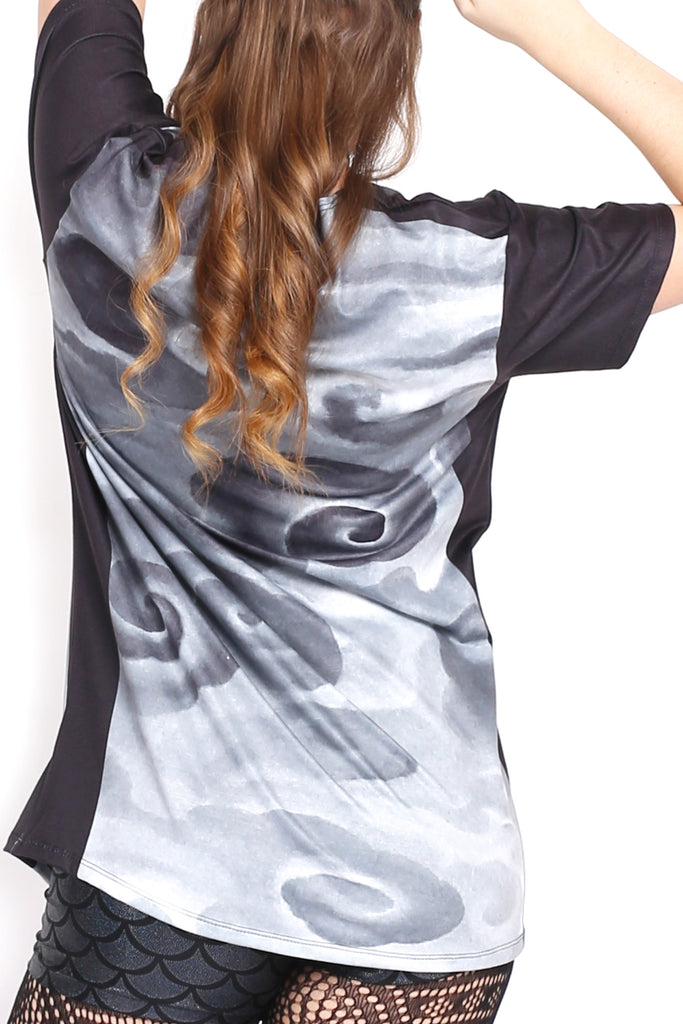 Swirling Skies Tee