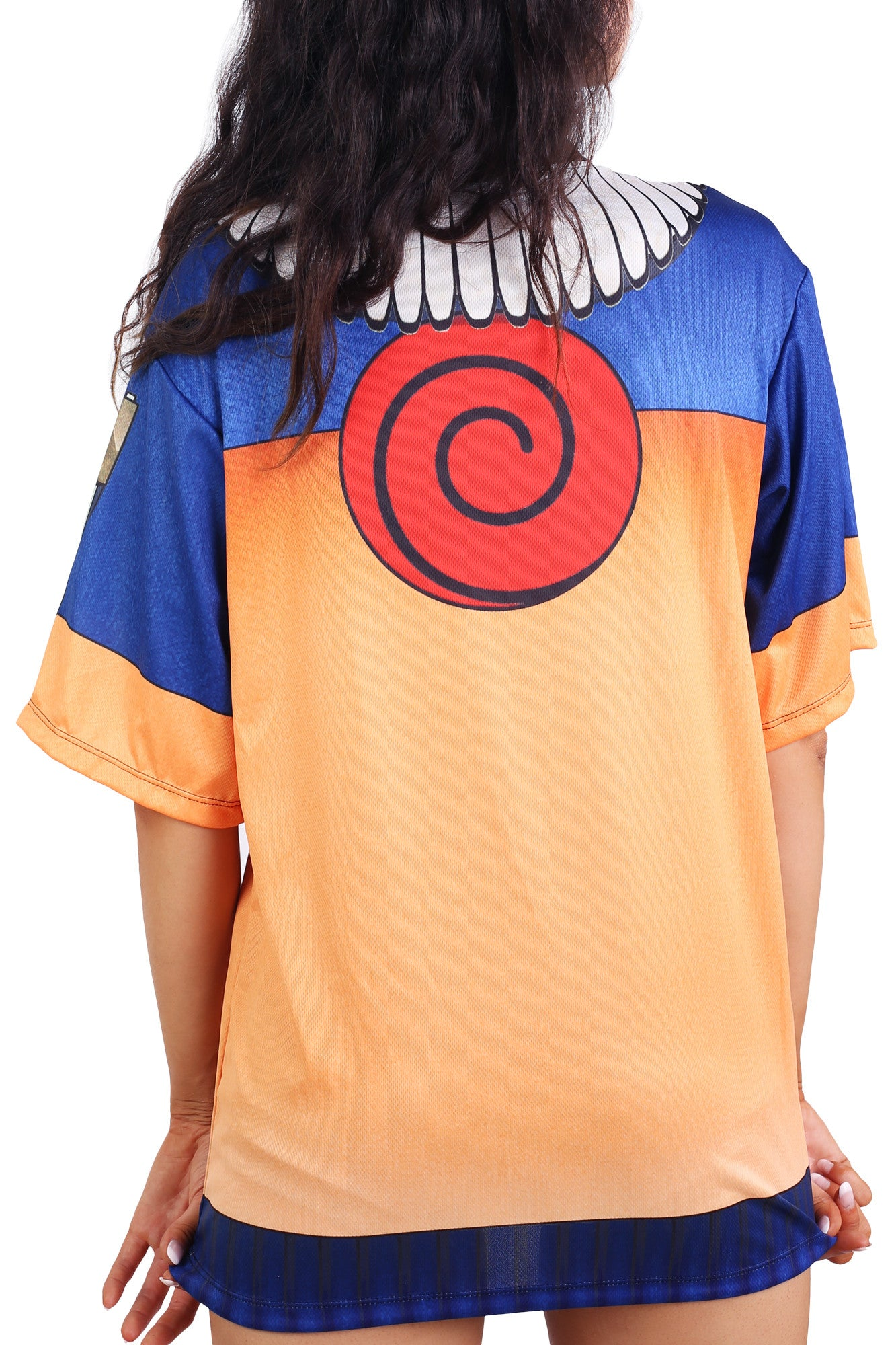 Naruto Cosplay Hail Mary