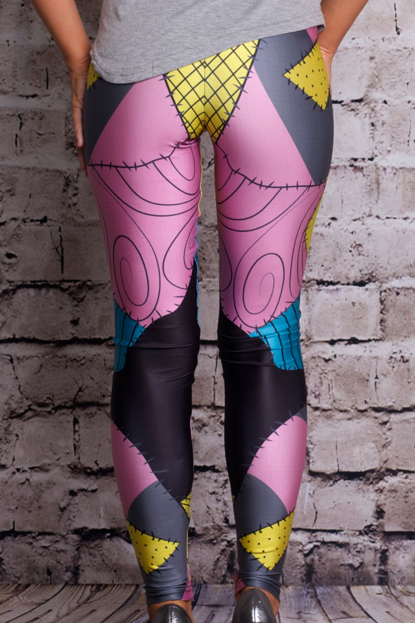 Sally Cosplay Leggings