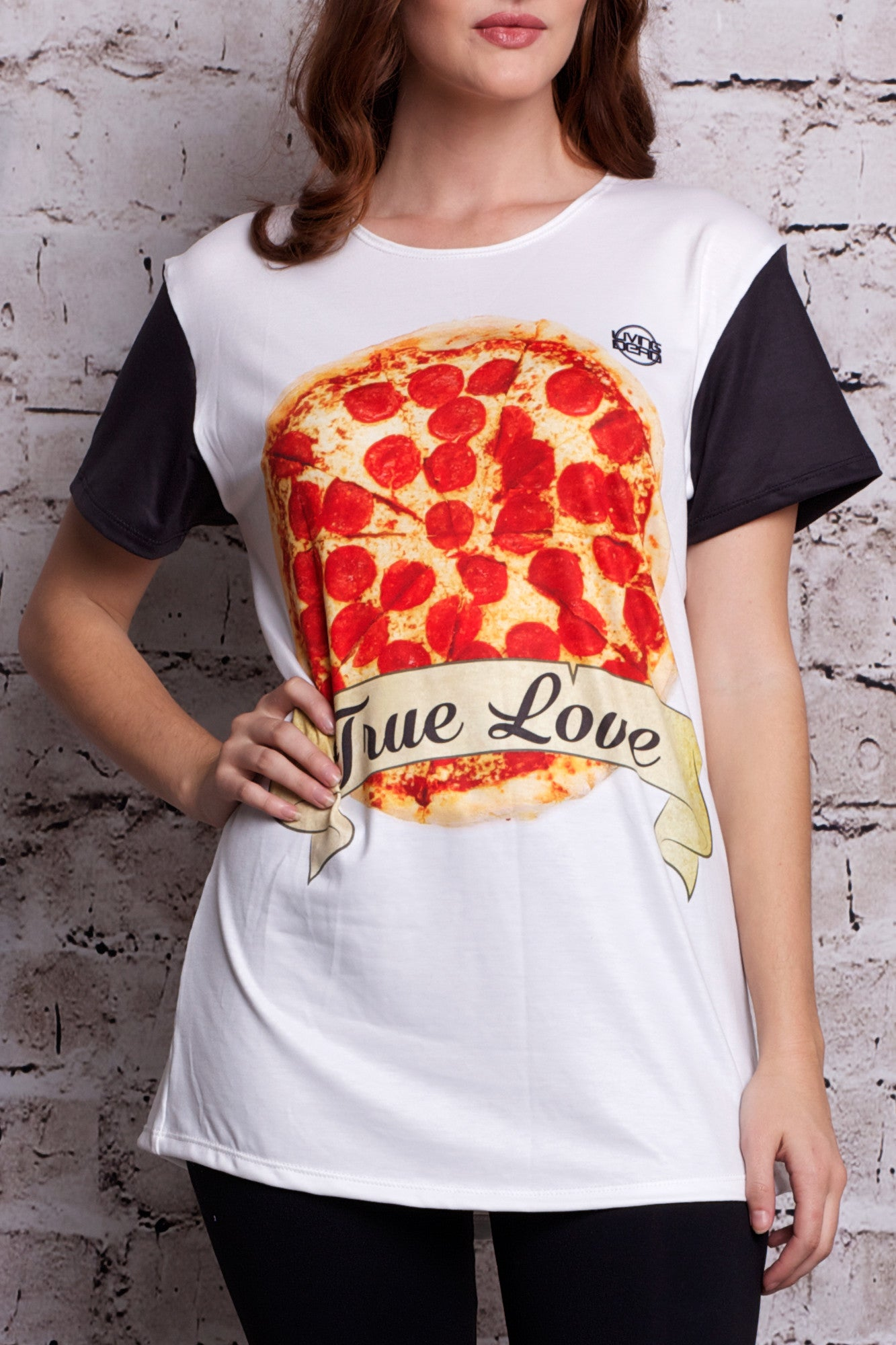 Pizza Love Tee