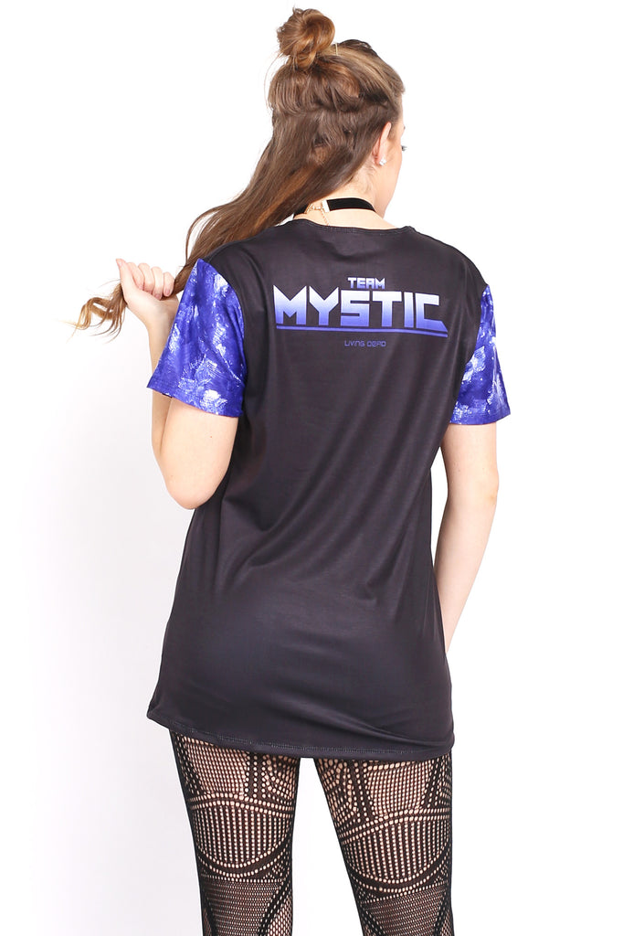 Team Mystic Tee - LIMITED - Made To Order