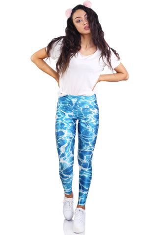 Shellz Bells Leggings