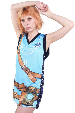 Breath of The Wild Cosplay Skater  - MADE TO ORDER