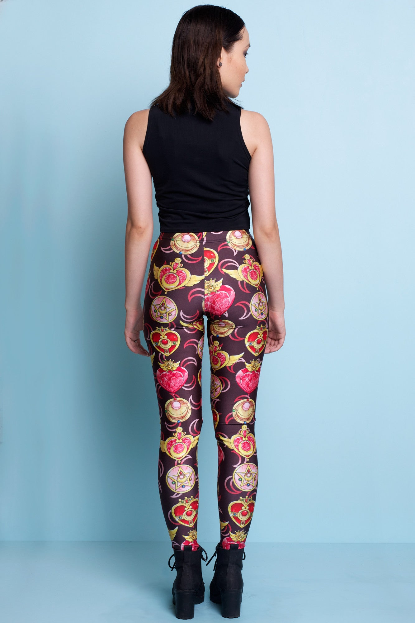 Moon Compact Leggings