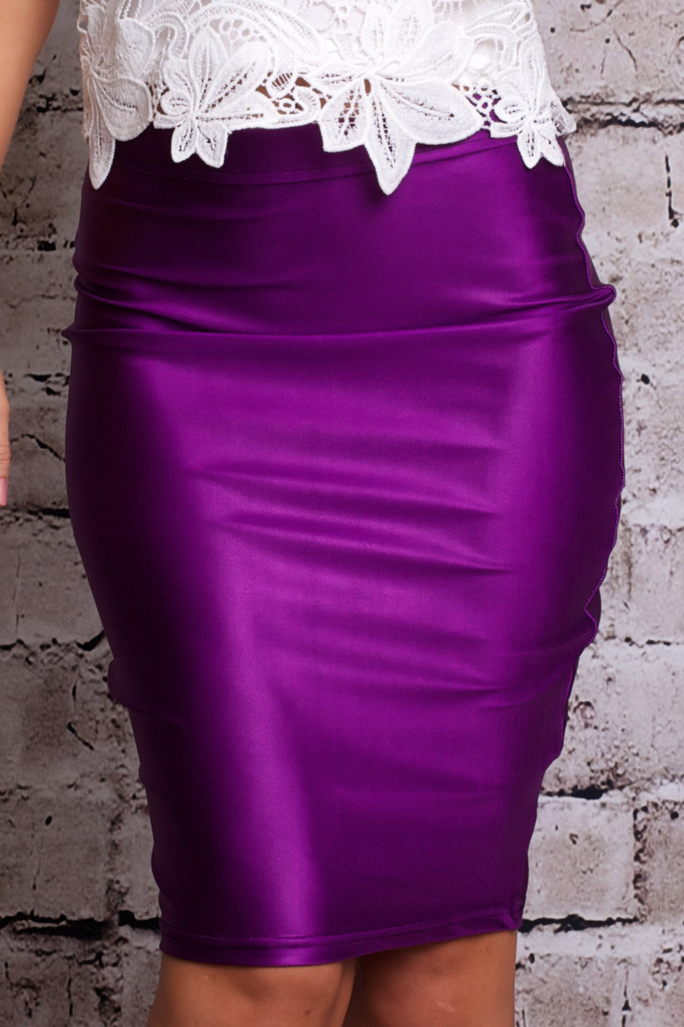 Madelaine Pencil Skirt