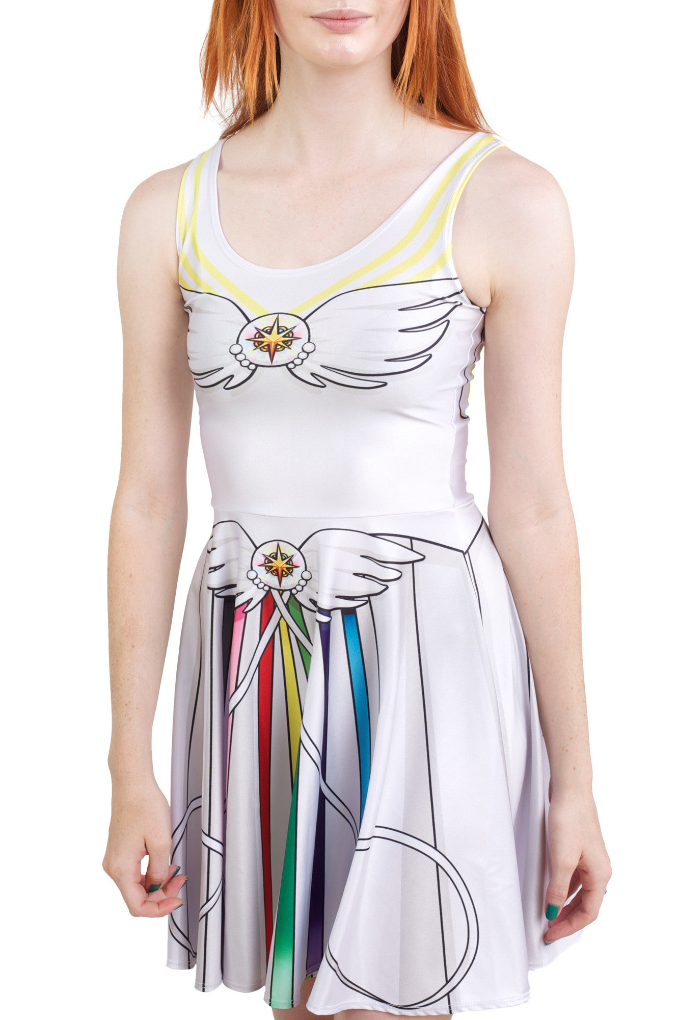 Sailor Cosmos Skater Dress
