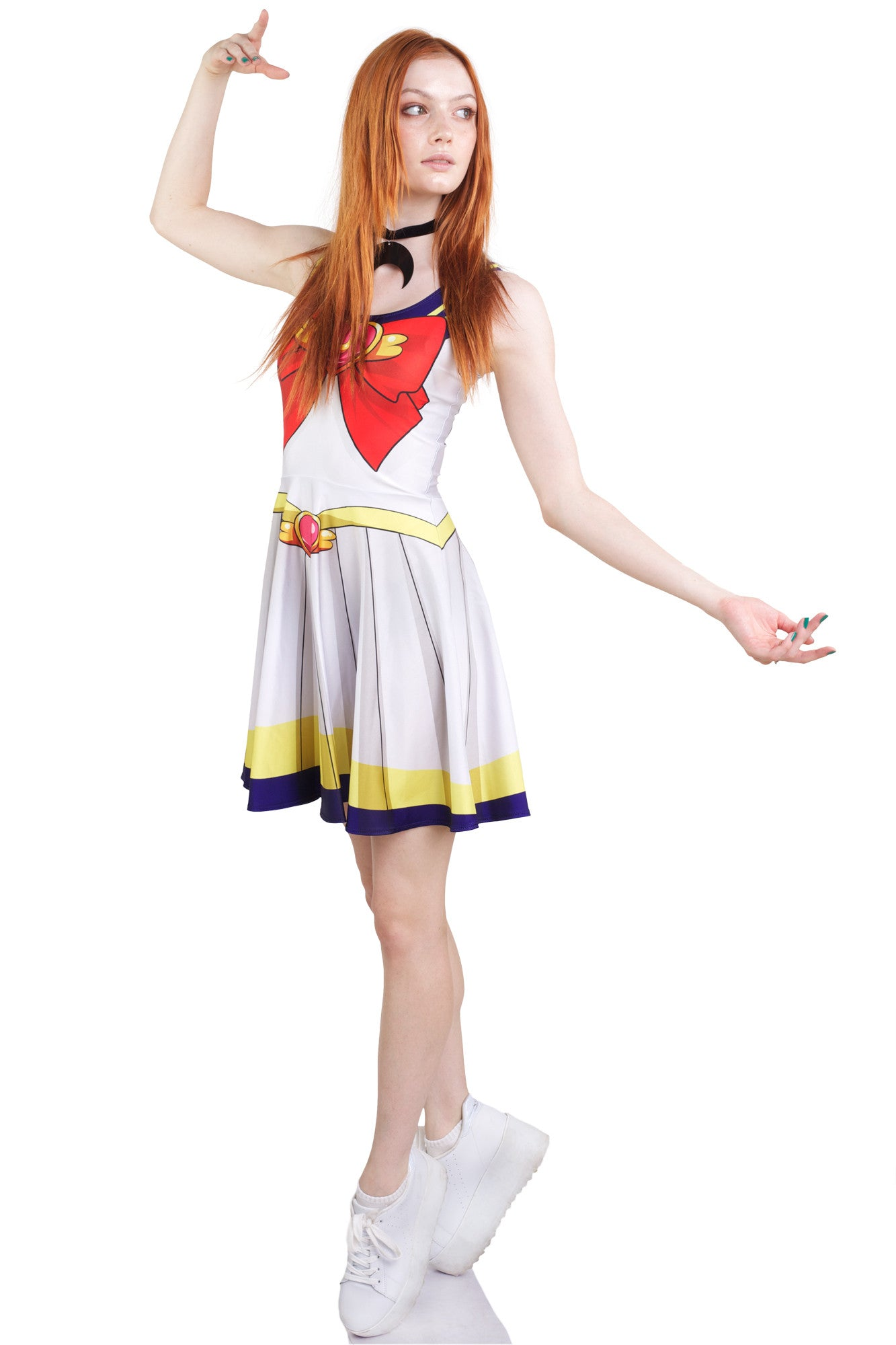 Super Sailor Moon Skater Dress