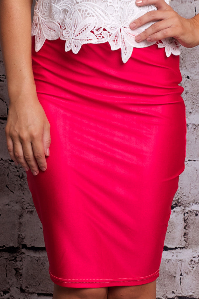 Stasia Pencil Skirt