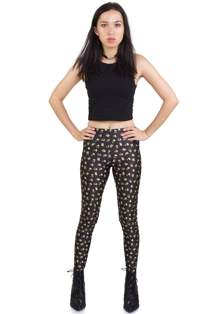 Pulling Teeth Leggings