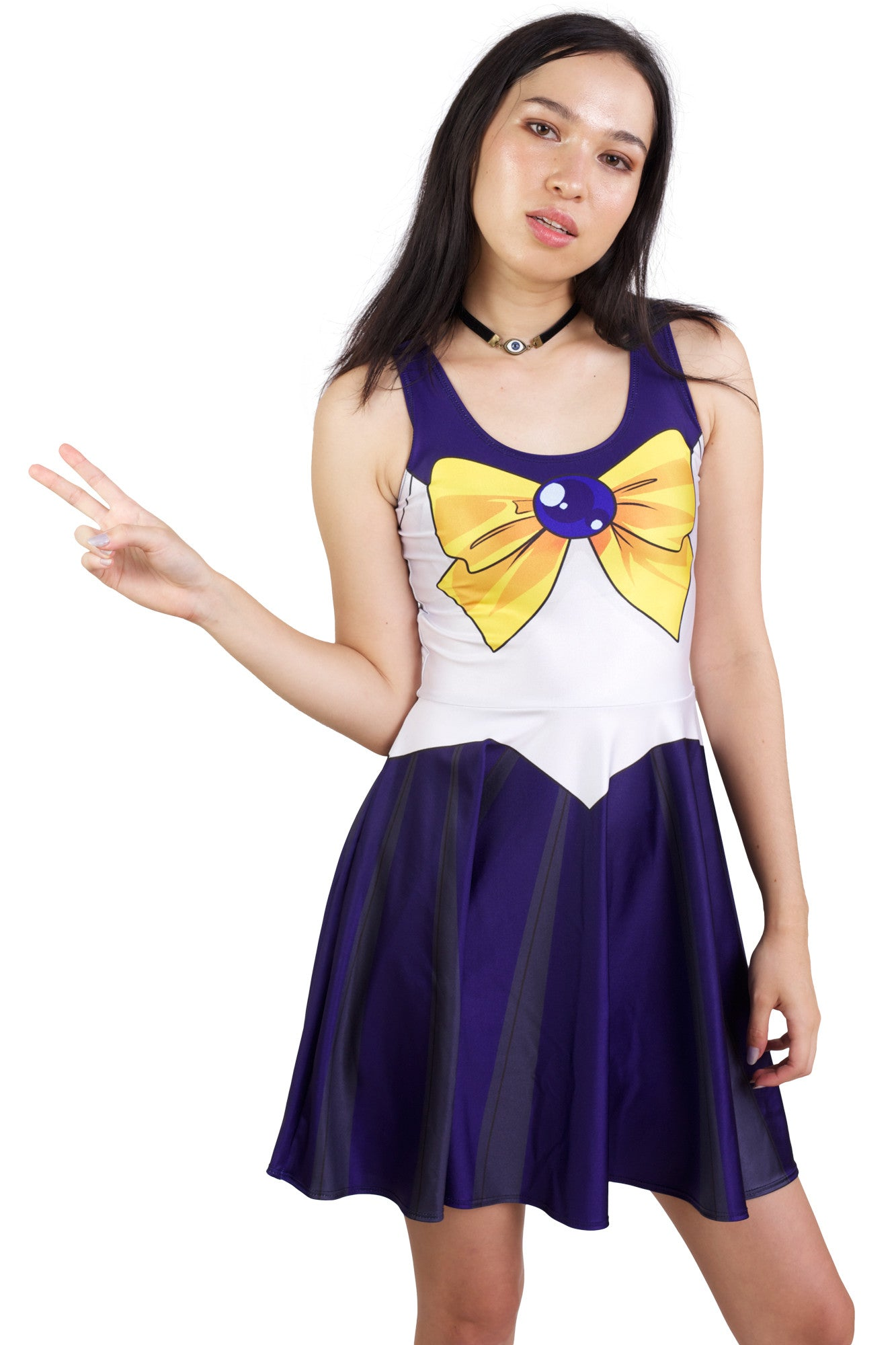 Sailor Uranus Skater Dress