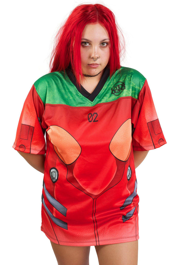 Asuka Cosplay Hail Mary  - MADE TO ORDER