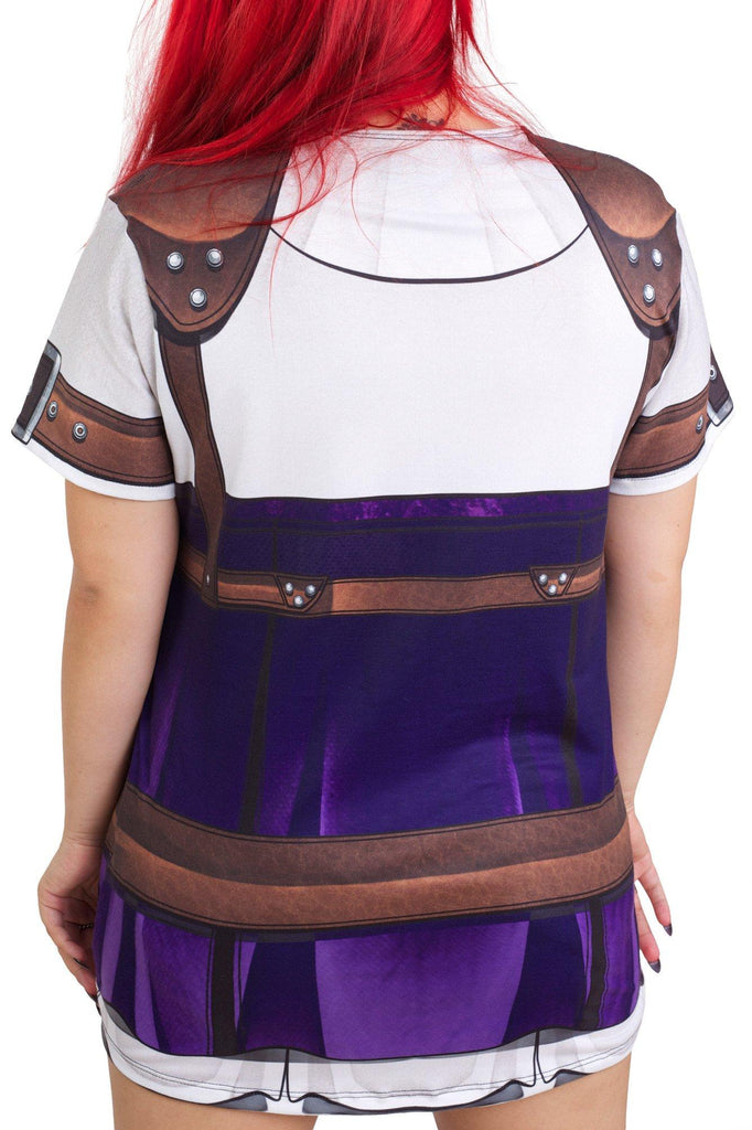 Caitlyn Cosplay Tee - MADE TO ORDER