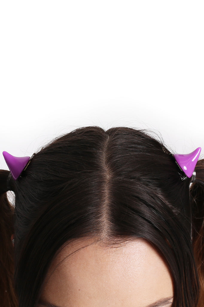 Little Devil Horns – Lavender