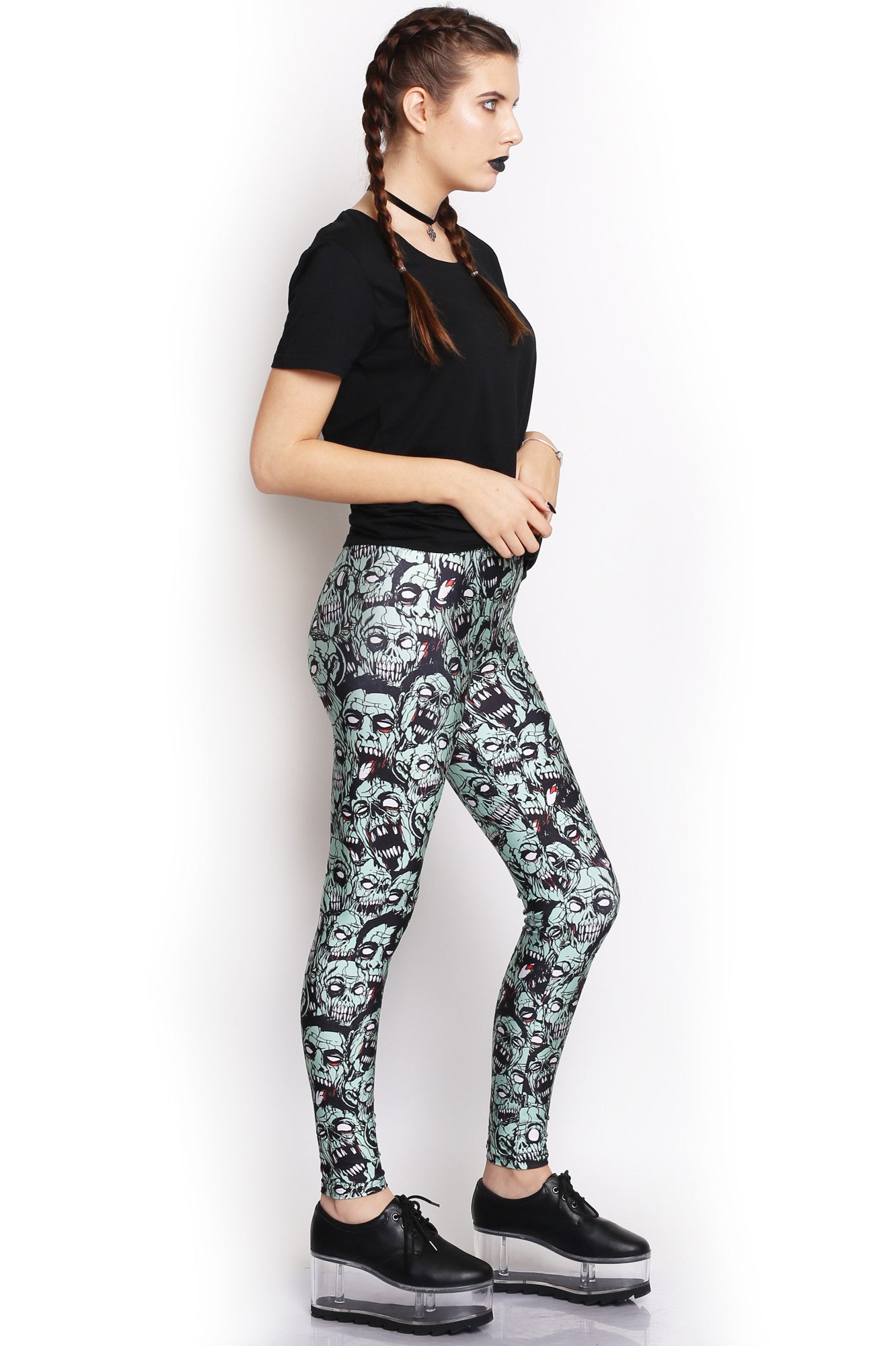 The Living Dead Leggings