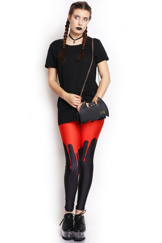 Vertebrae Leggings