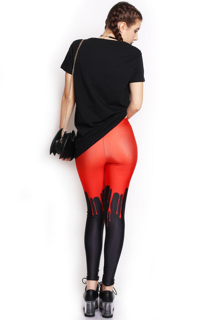 Blood Stained Leggings