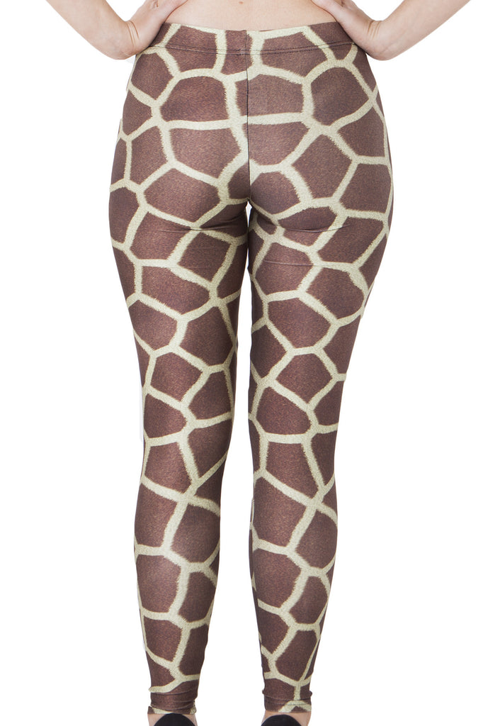 Giraffe Leggings - LIMITED