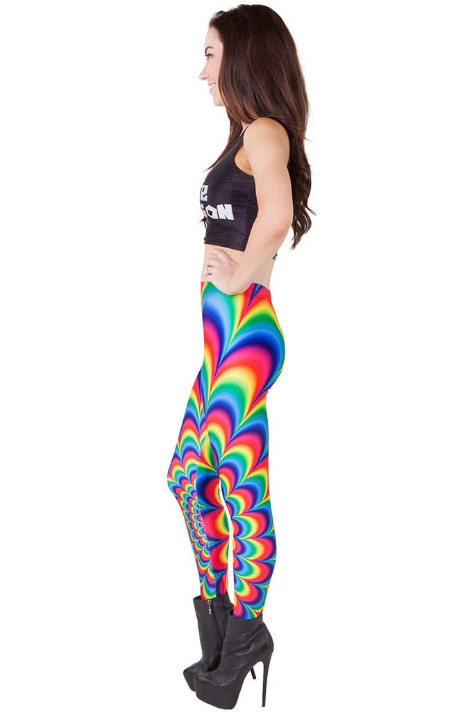 Psychedelic Leggings - LIMITED