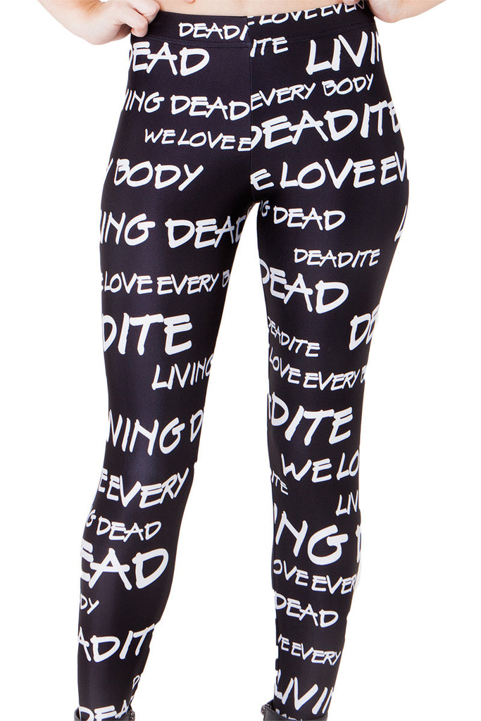 We Love Every Body Leggings