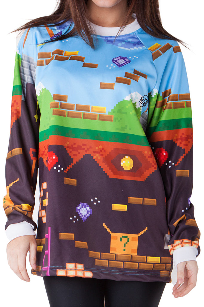 Level Up! Sweater - LIMITED