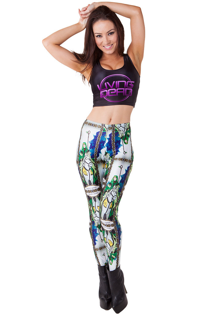 Knight of Wands Leggings