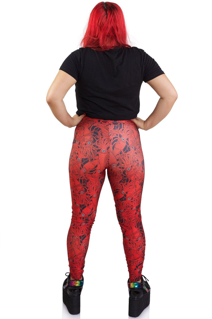 Are You Squidding Me Leggings