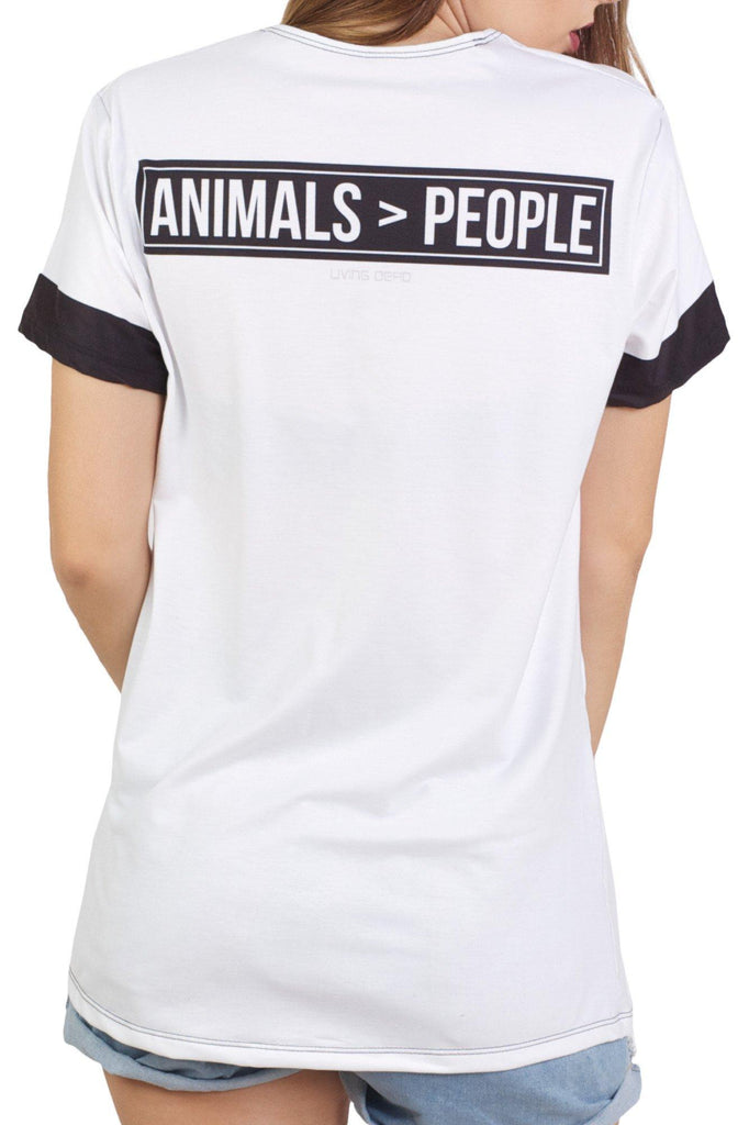 Animals Are Better Tee