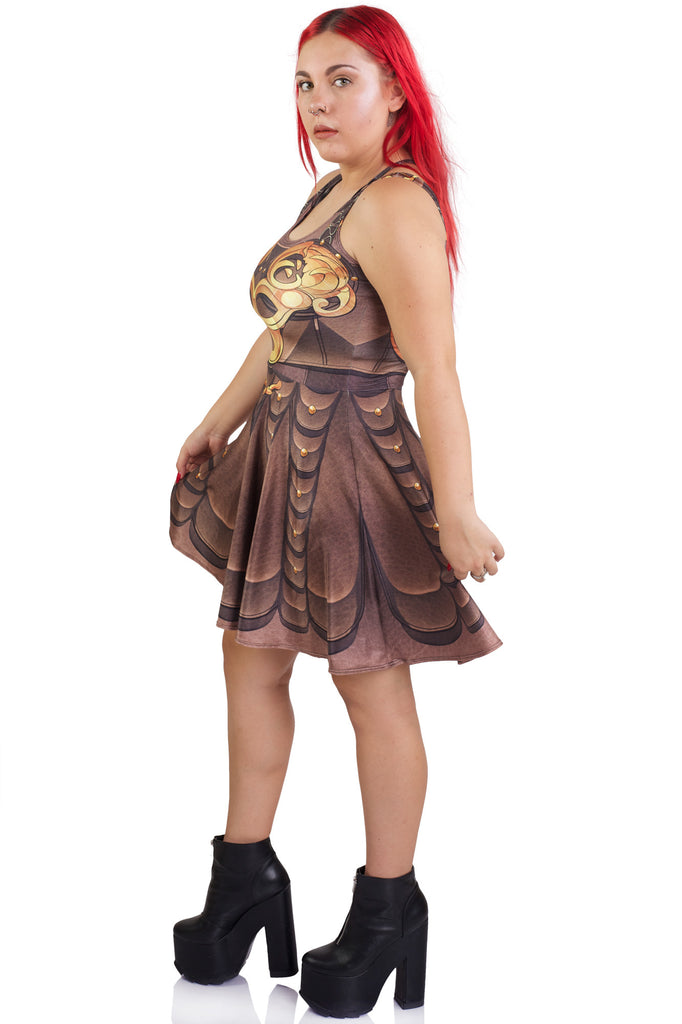 Xena Cosplay Skater - LIMITED - Made To Order