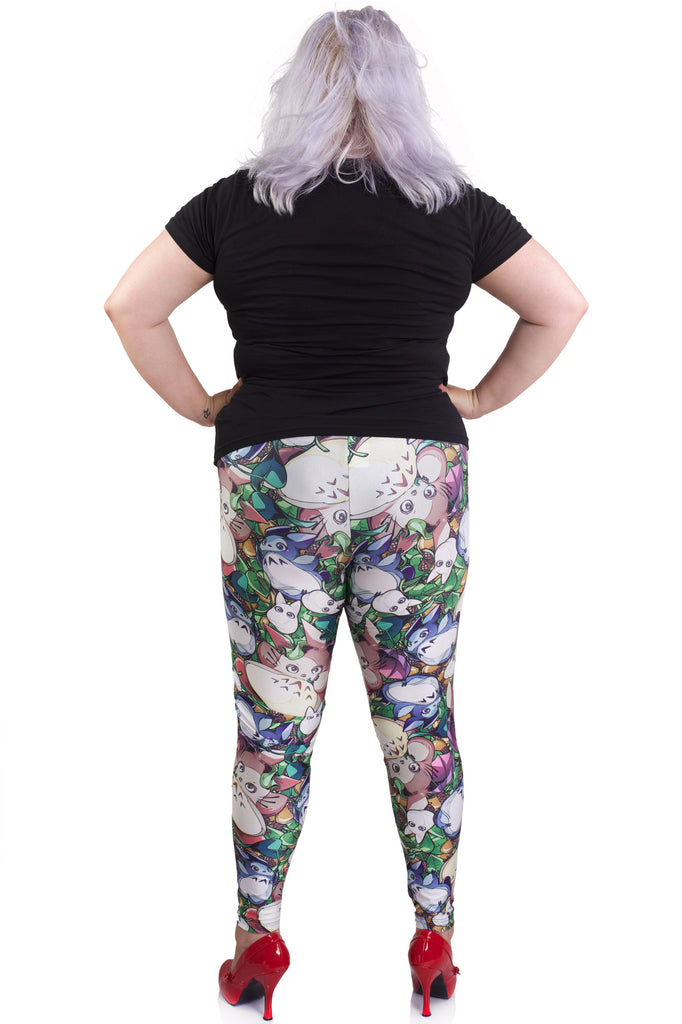 My Neighbour Leggings - LIMITED - Made To Order