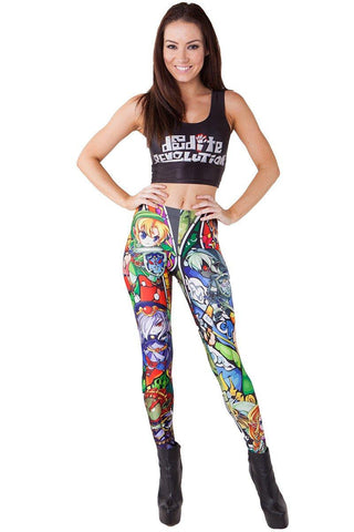 Choose Your Weapon Leggings