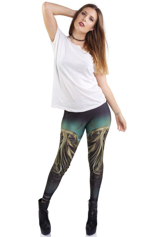 Chibi Zelda Leggings