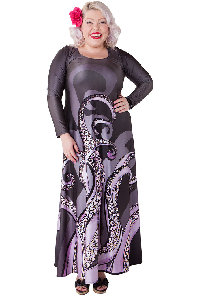 Sea Witch Maxi Dress