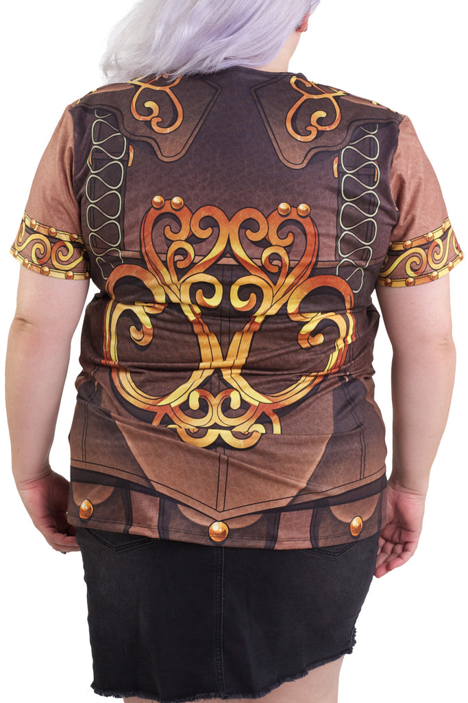 Xena Cosplay Tee - LIMITED - Made To Order