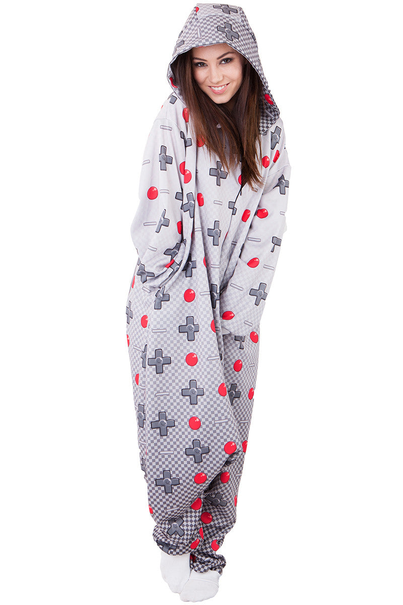 Retro Gamer Onesie
